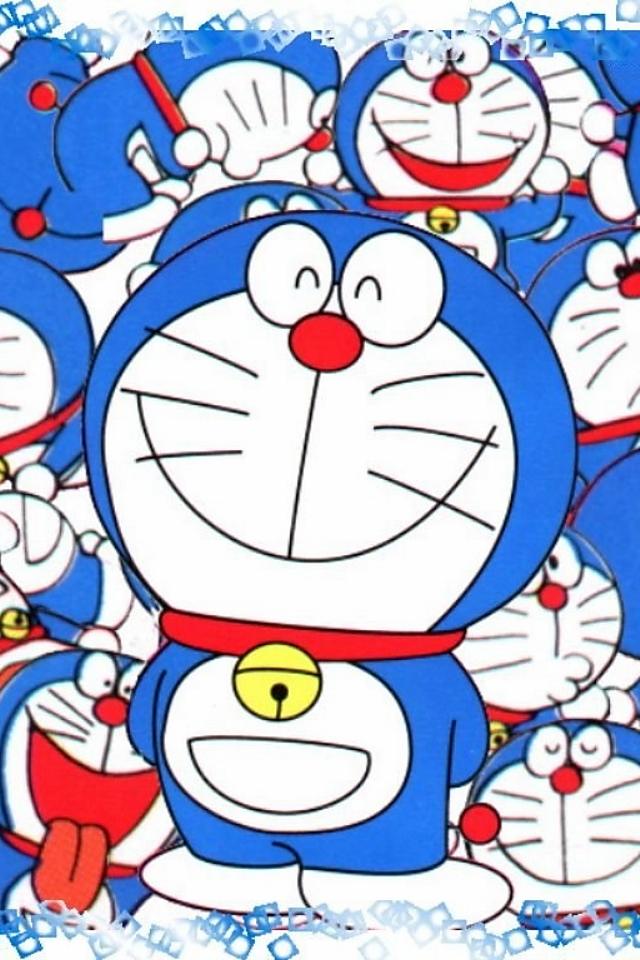 Gambar Wallpaper Garskin Doraemon - HD Wallpaper