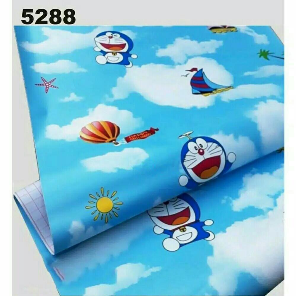 Gambar Wallpaper Dinding Doraemon - HD Wallpaper