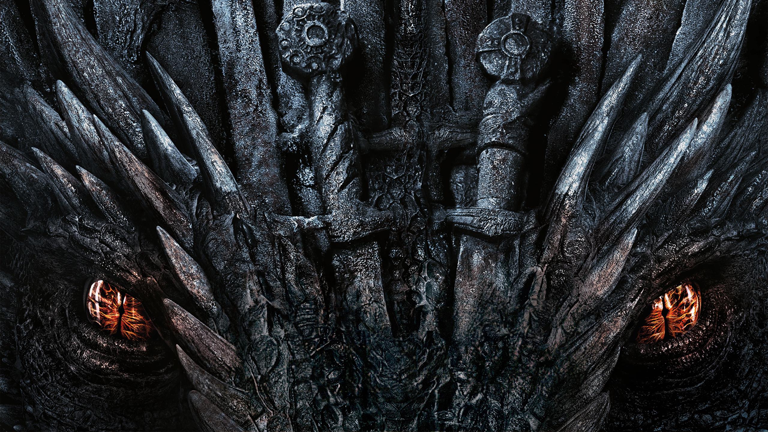 Game Of Thrones Season 8 Drogon - HD Wallpaper