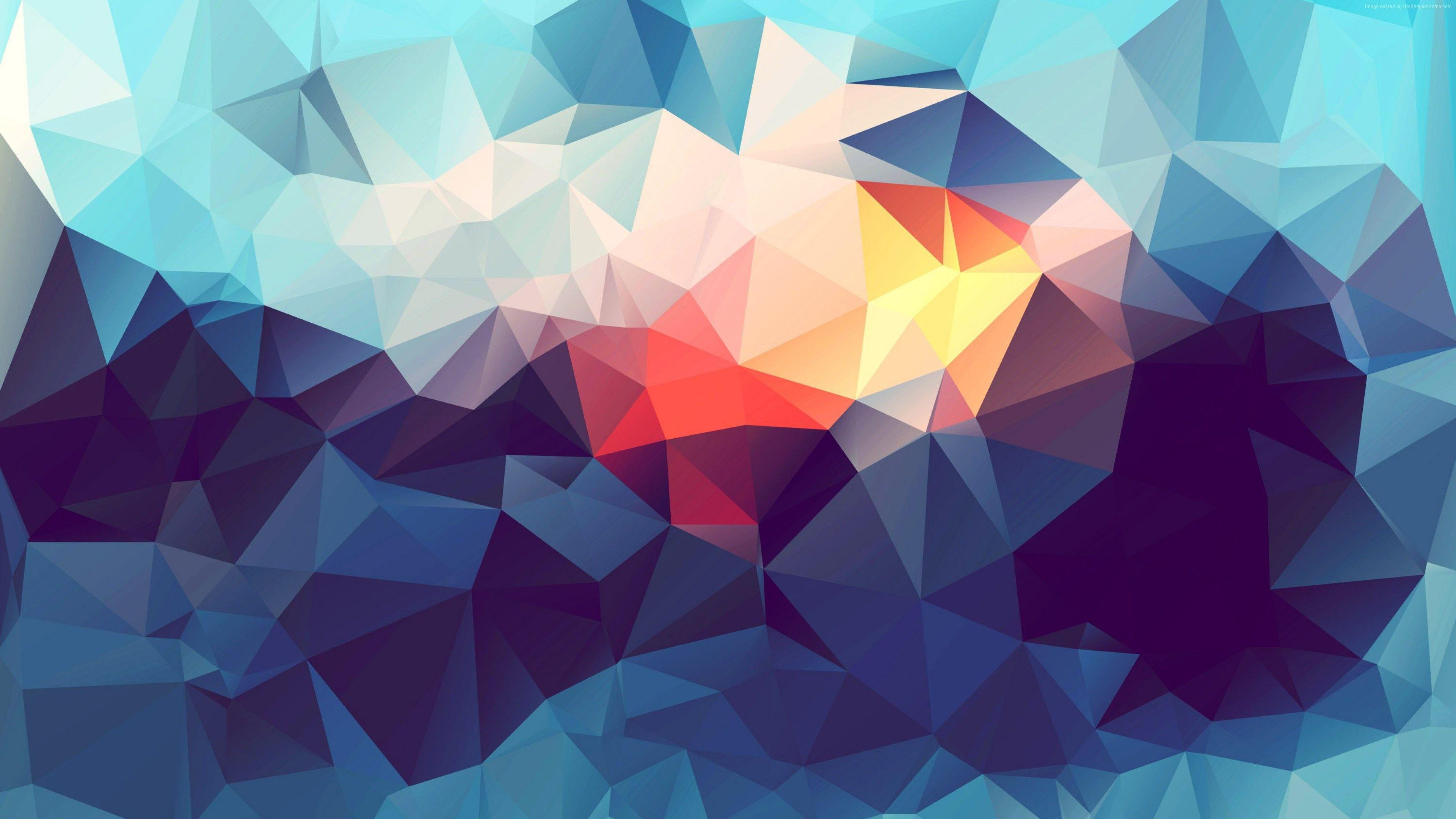 3840x2160, Abstract 3d Art 4k - Abstract Wallpaper 4k - HD Wallpaper