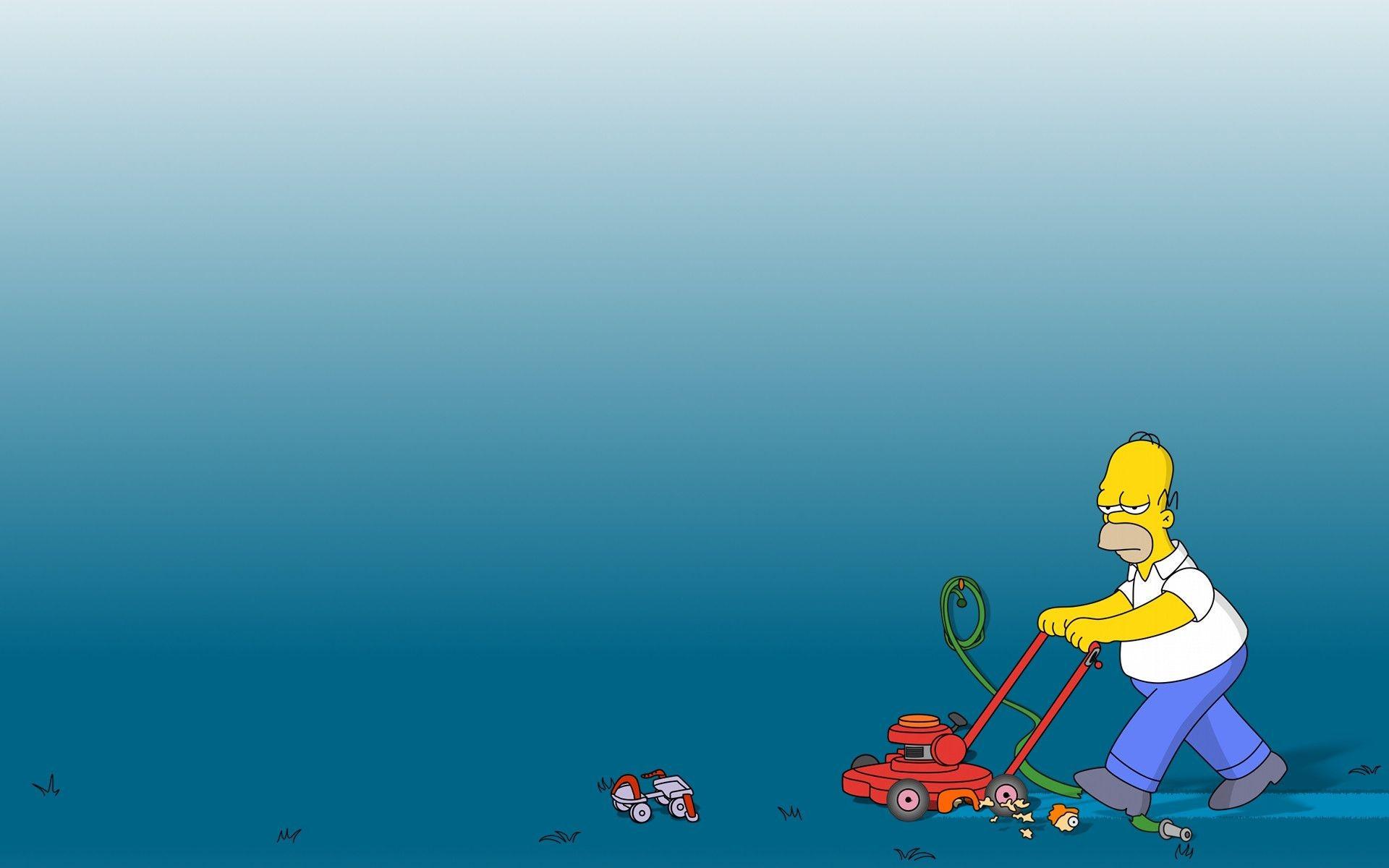 Simpsons Hd Wallpapers - Desktop Wallpaper Simpsons - HD Wallpaper