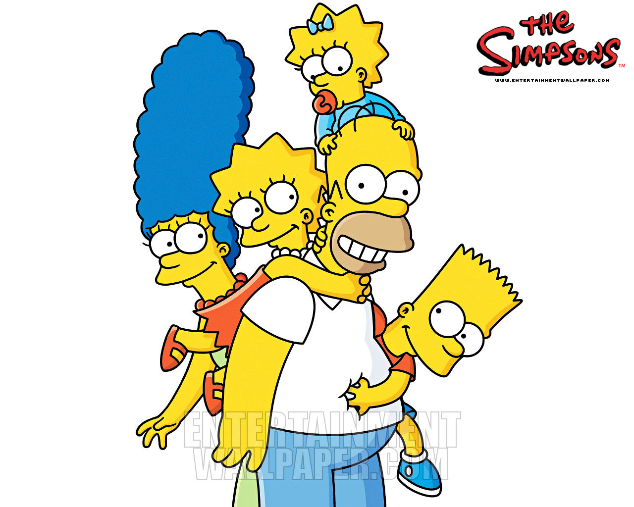 The Simpsons - Simpsons Png - HD Wallpaper
