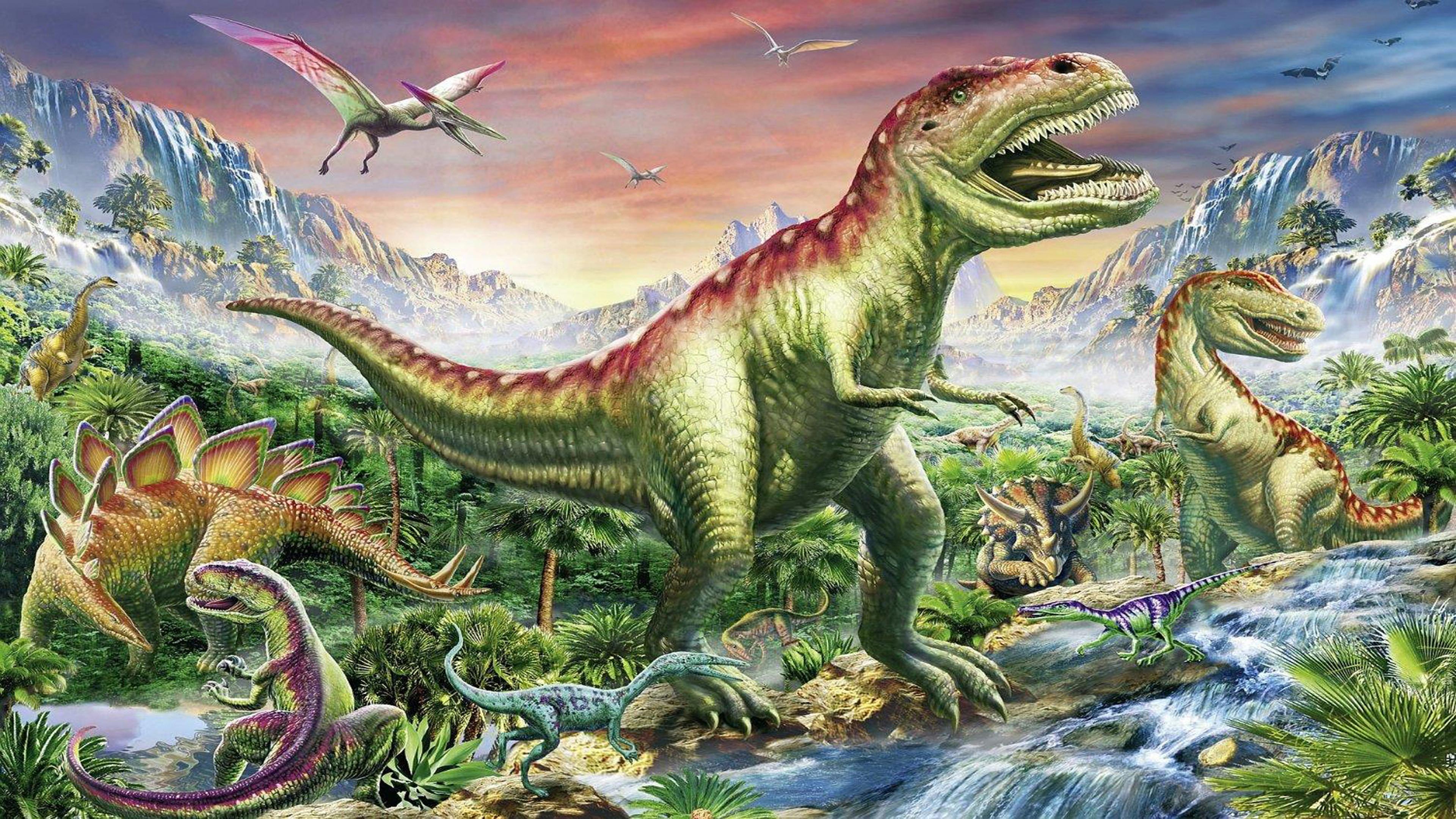 dinosaur wallpaper 3d inspirational dinosaurier hd