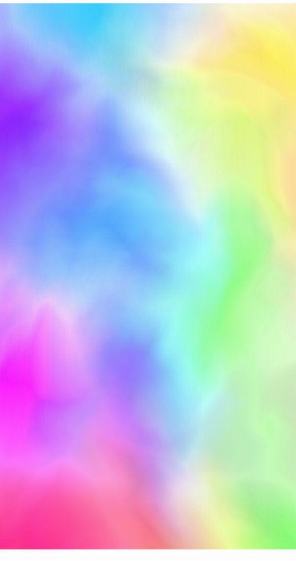 Cute Wallpapers Rainbow 601x1136 Wallpaper Teahub Io