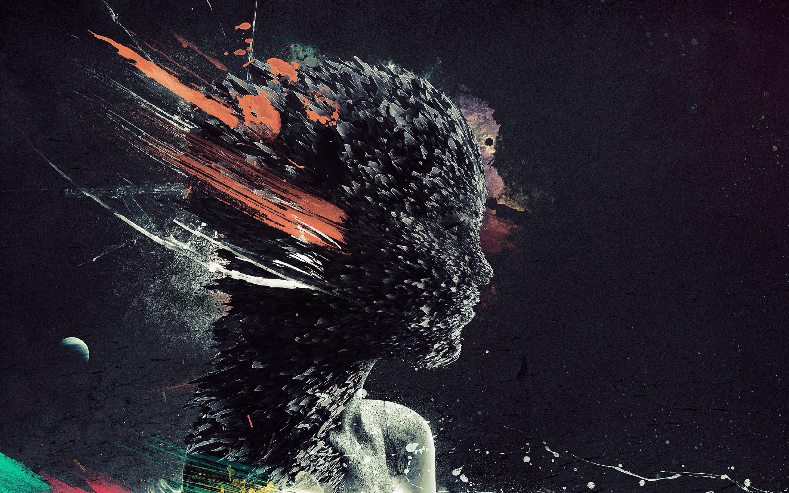 Abstract Digital Art - HD Wallpaper