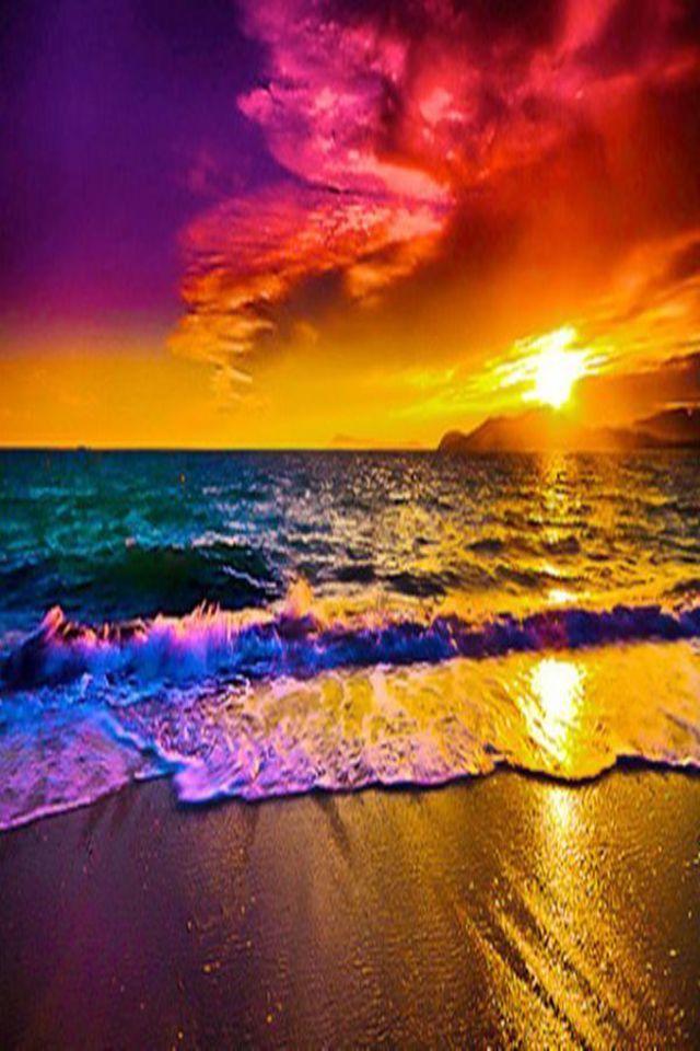 Beautiful Sunset - HD Wallpaper