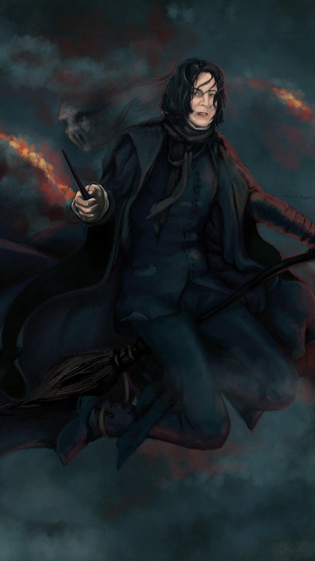 Alan Rickman Harry Potter - Harry Potter Wallpaper Hd - HD Wallpaper