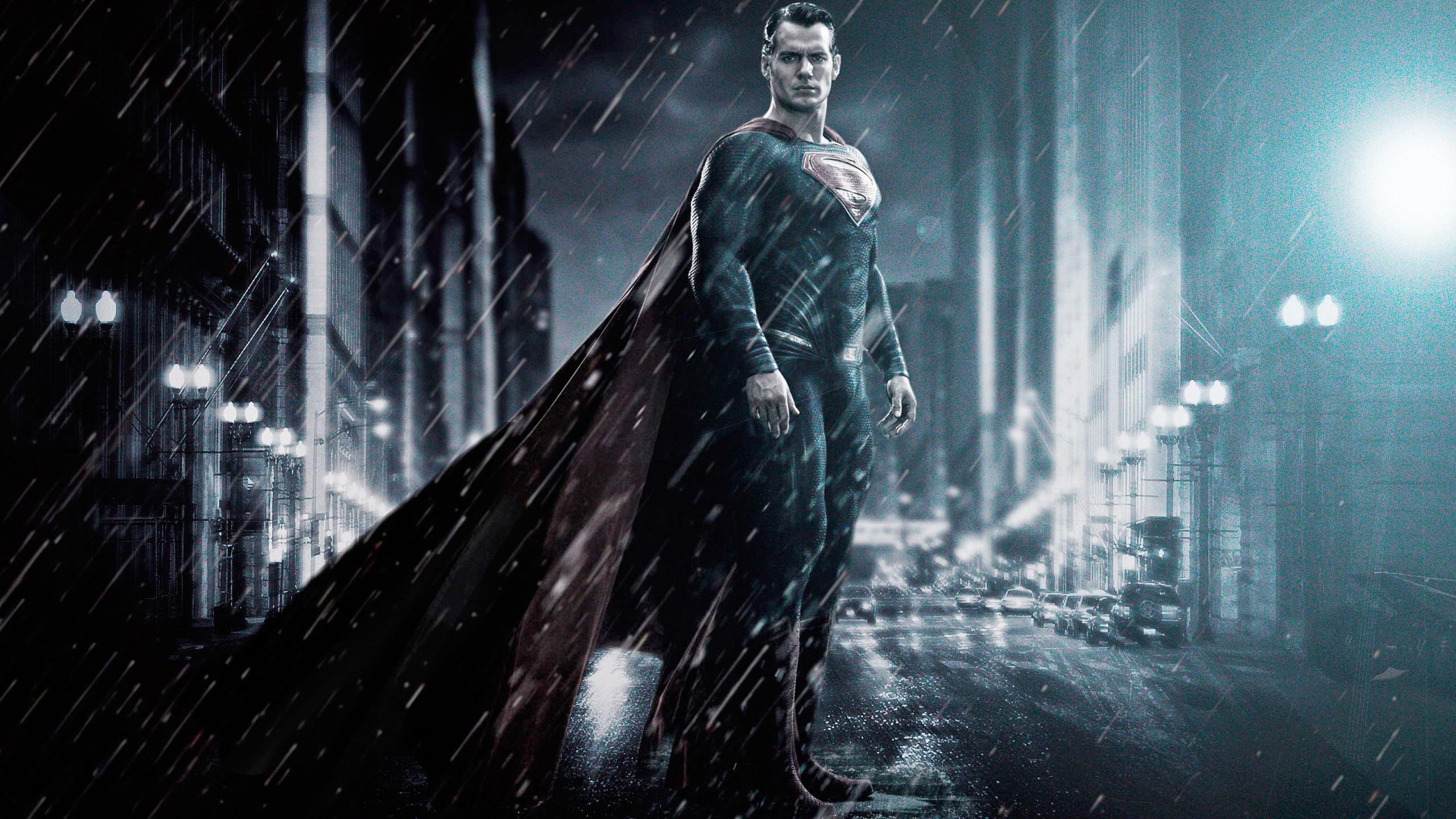 Batman Vs Superman Dawn Of Justice For Hdtv Resolution - Superman Dawn Of Justice Hd - HD Wallpaper