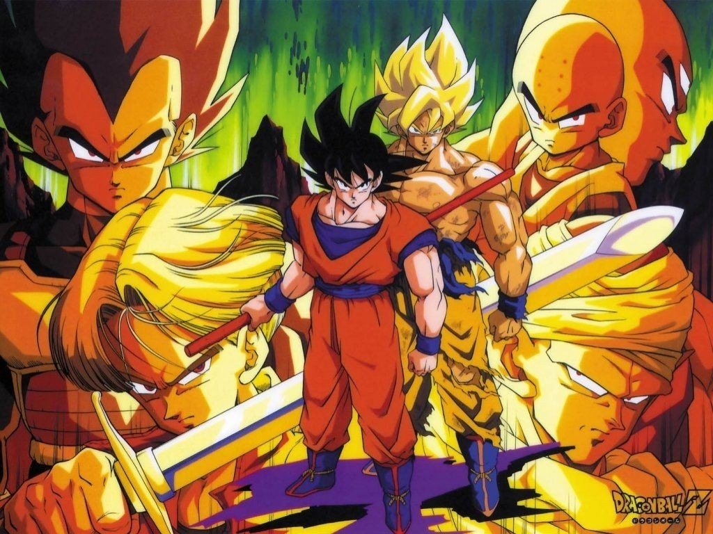 Dragon Ball Z Kai Wallpaper Hd - Dragon Ball Z Classic - HD Wallpaper