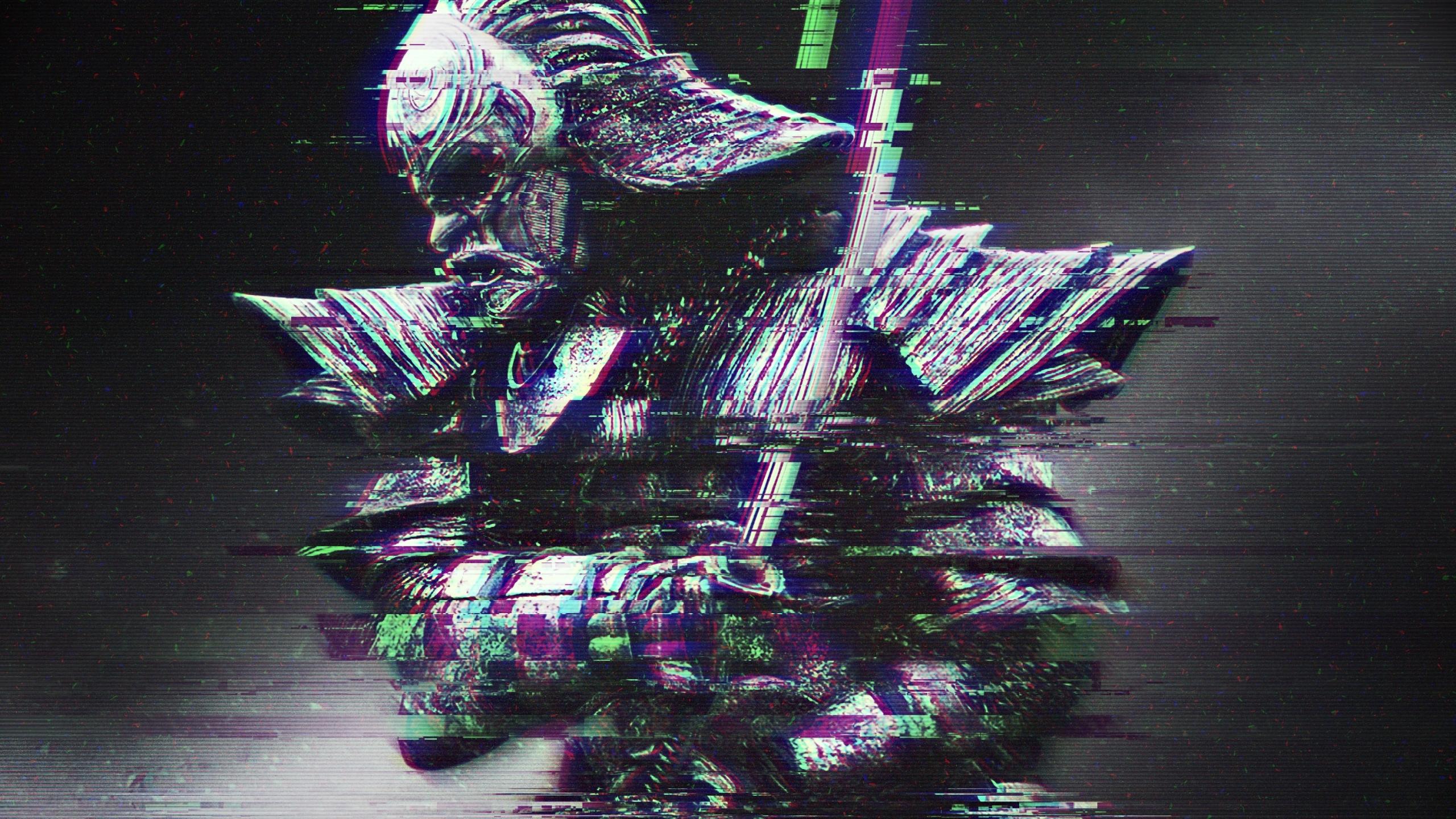 Samurai Youtube Channel Art - HD Wallpaper