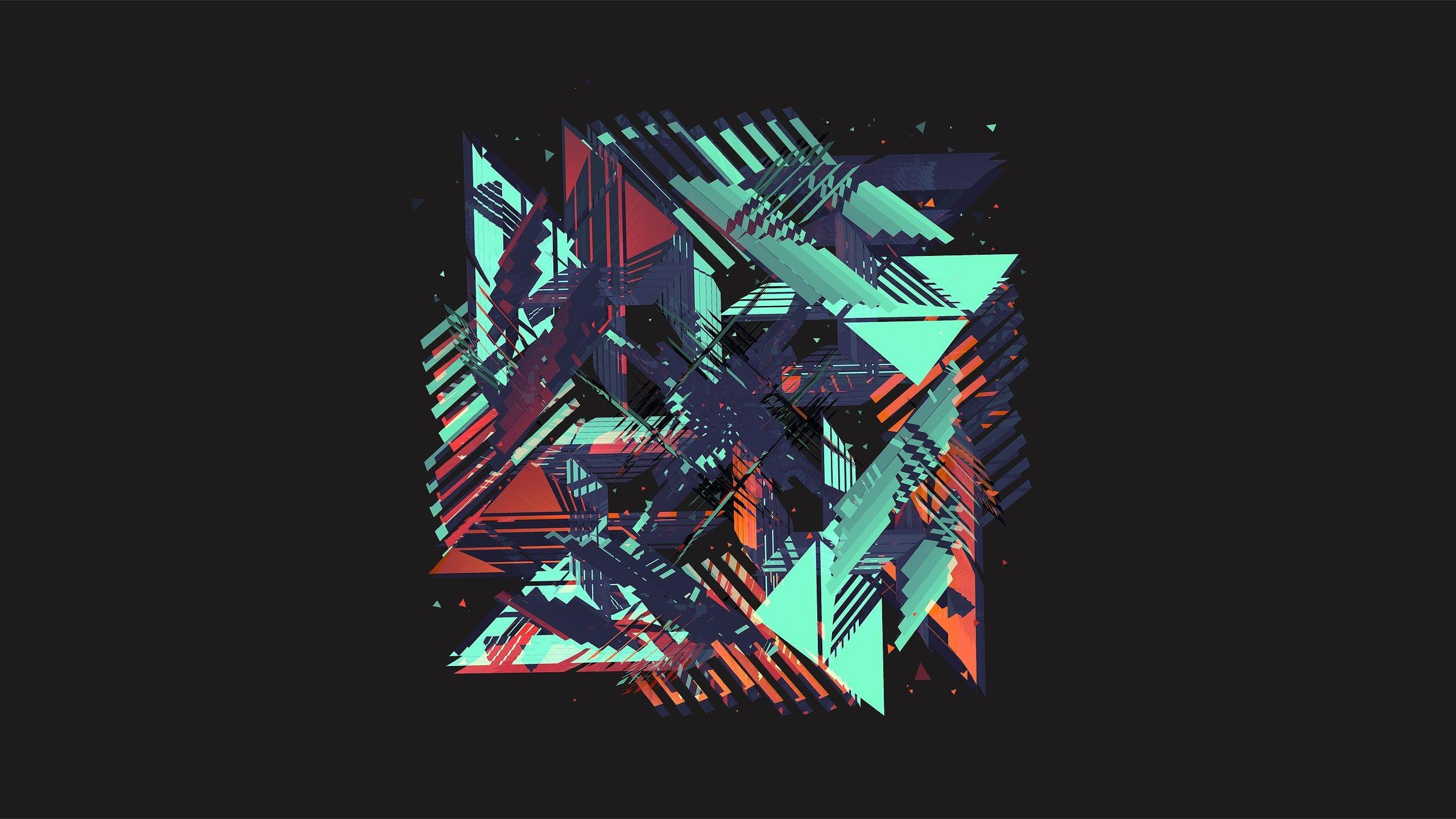2560x1440, Abstract Hipster Wallpaper For Desktop Background - Hipster Wallpaper Hd - HD Wallpaper