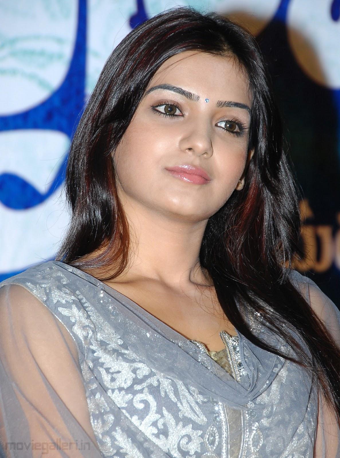 South Indian Hot N Beautiful Actress - HD Wallpaper