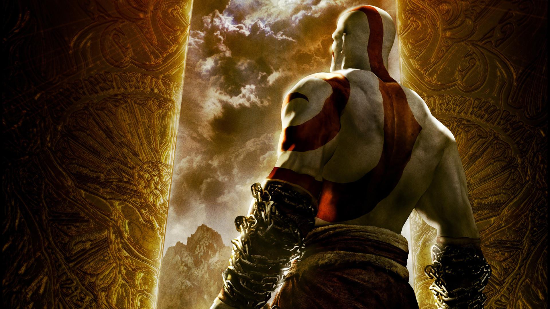 God Of War - God Of War (2010) - HD Wallpaper