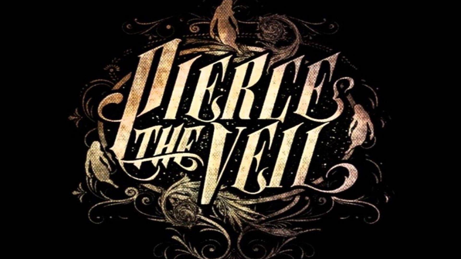 Logo Pierce The Veil - HD Wallpaper