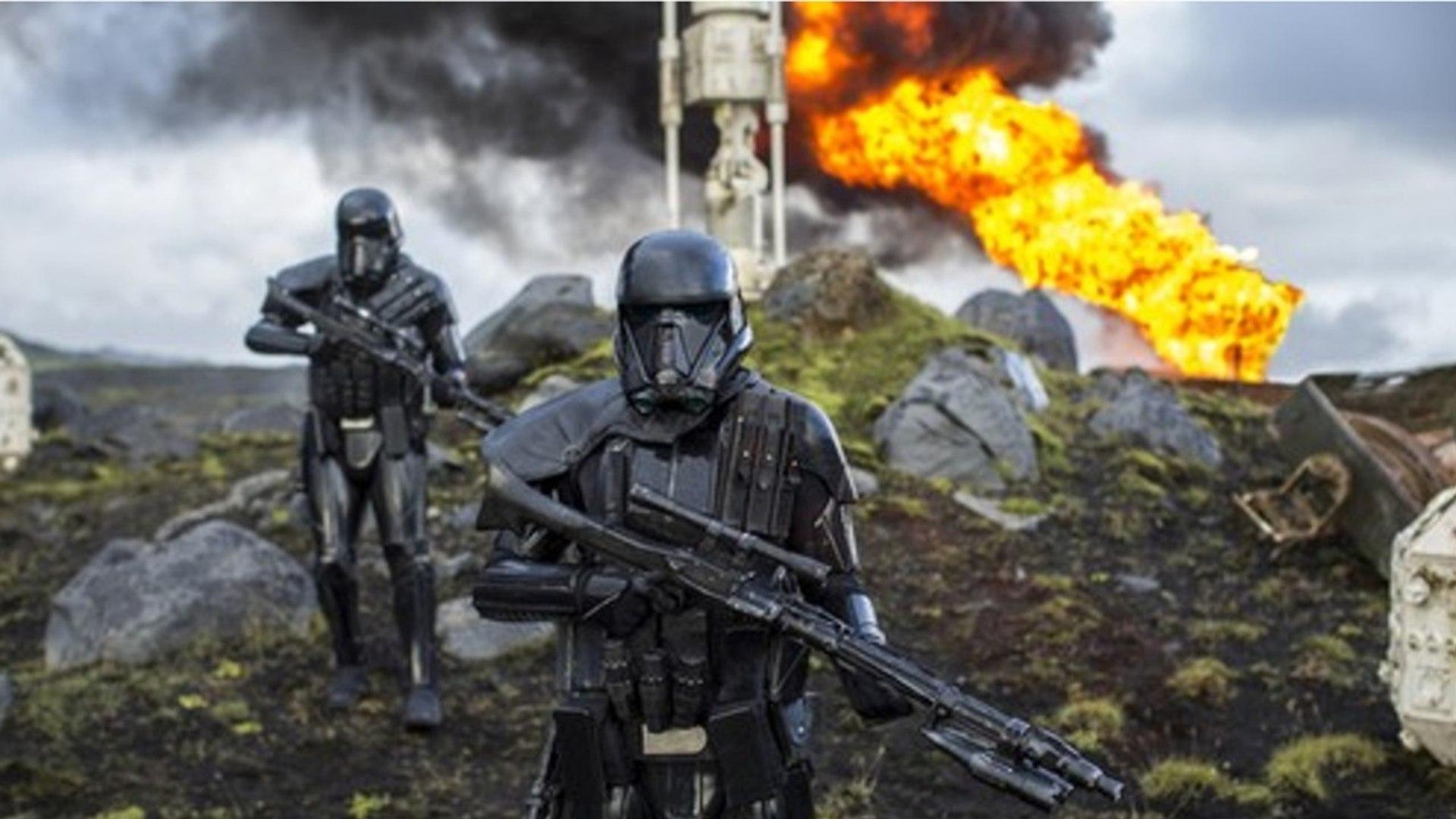 Death Trooper Rogue One Film 1920x1080 Wallpaper Teahub Io