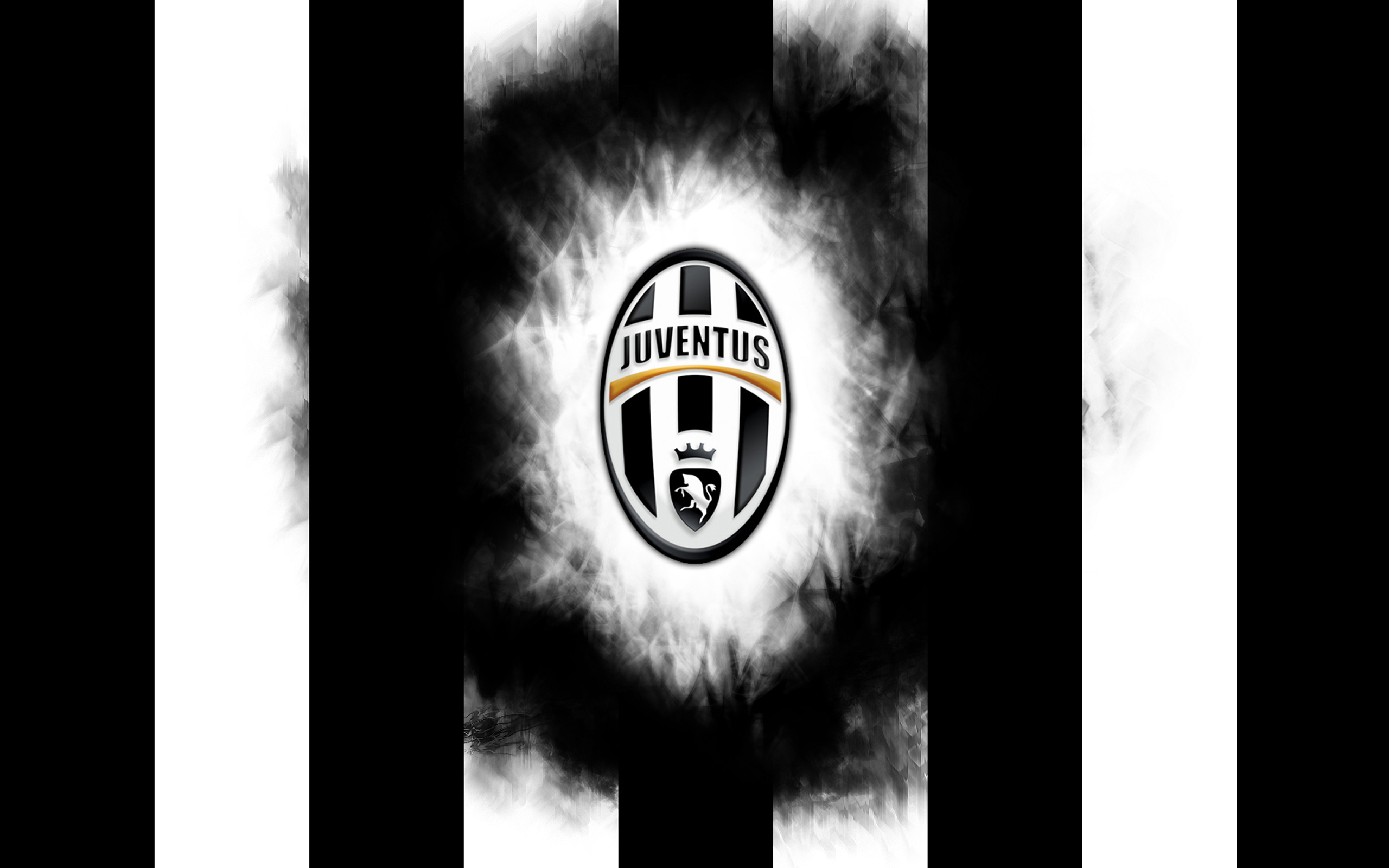 Juventus Fc Logo Wallpapers Hd 2560x1600 Wallpaper Teahub Io