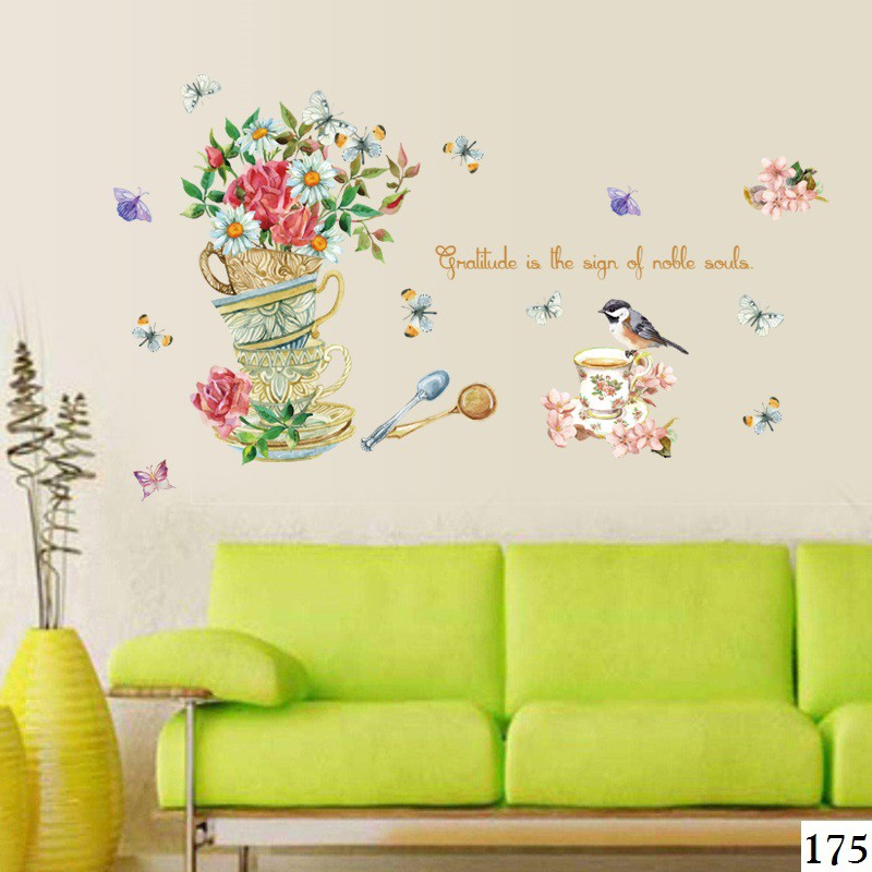 Para Pintar Flores En Pared Cocina - HD Wallpaper