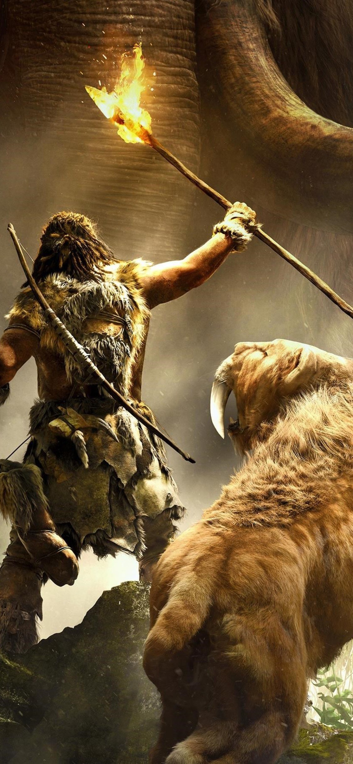 Mobile Far Cry Primal 1125x2436 Wallpaper Teahub Io