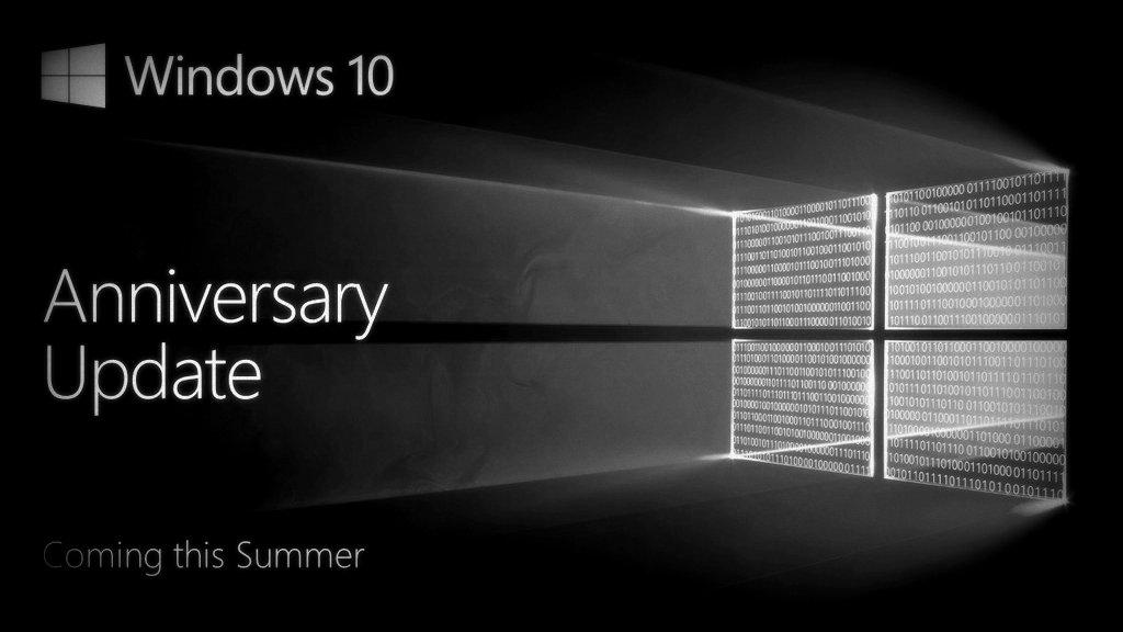 Dark Theme Coming To Windows 10 Anniversary Update - Windows 10 - HD Wallpaper