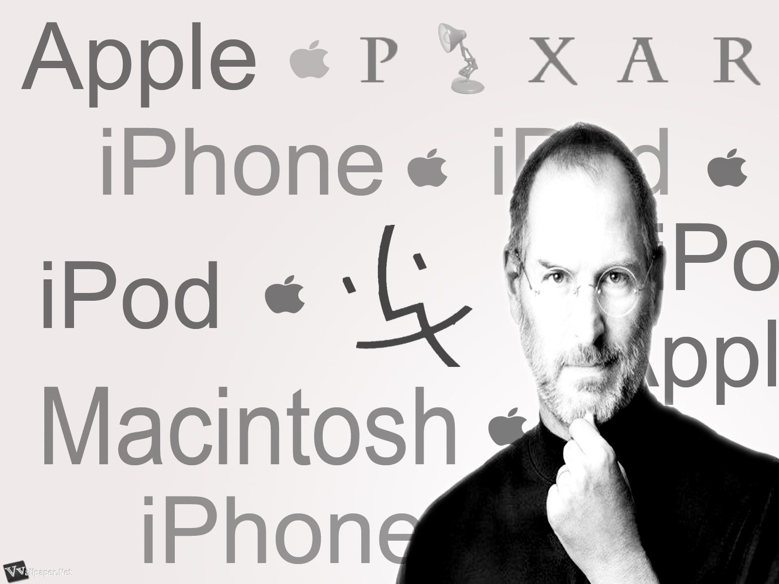 Steve Jobs All Brands Hd Wallpaper - Steve Jobs Brands - HD Wallpaper
