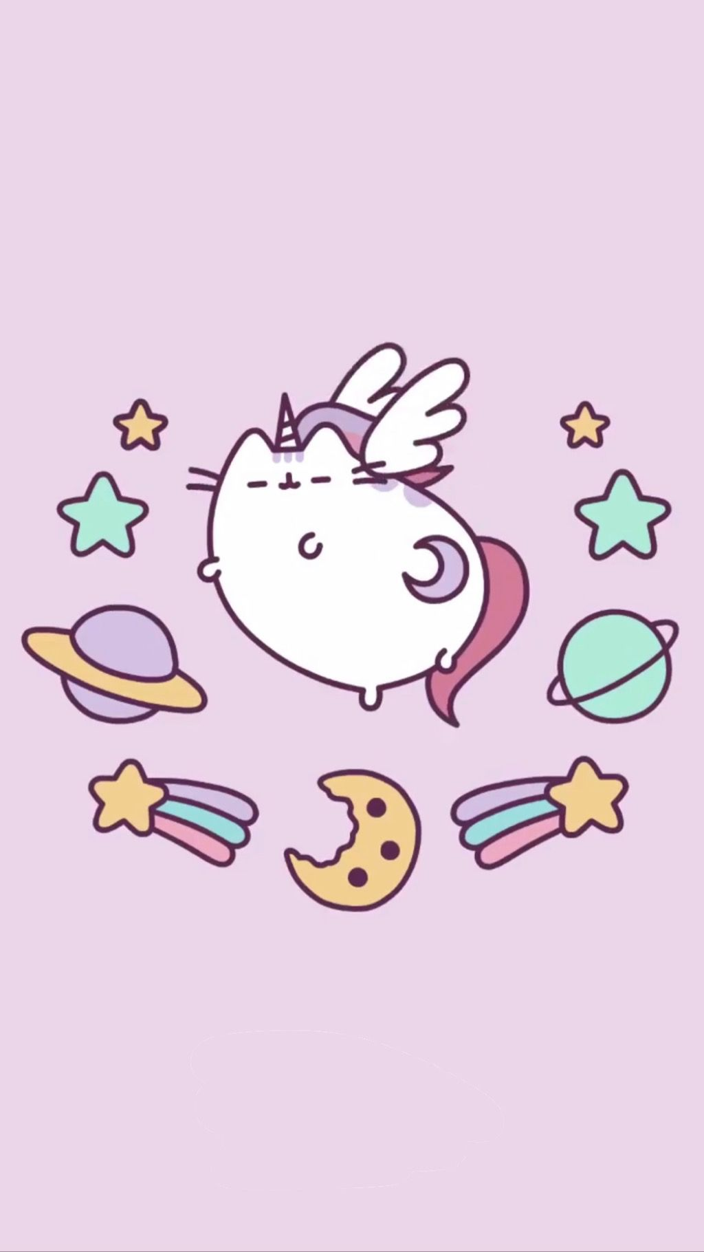 306 3065746 pusheen unicorn