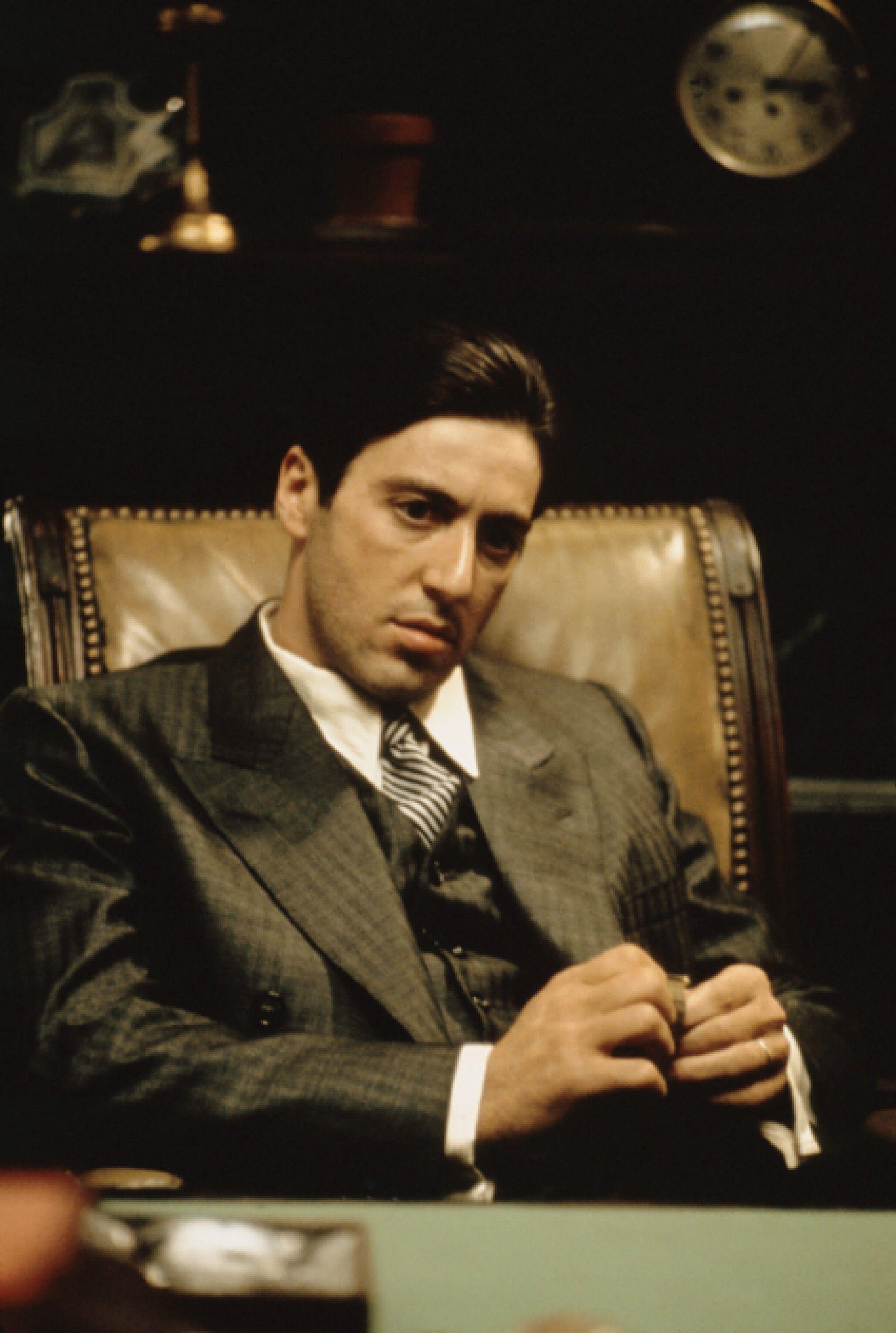 Godfather Movie - HD Wallpaper