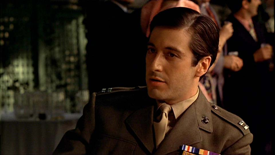 The Godfather 4 Pacino - Al Pacino The Godfather Part 1 - HD Wallpaper