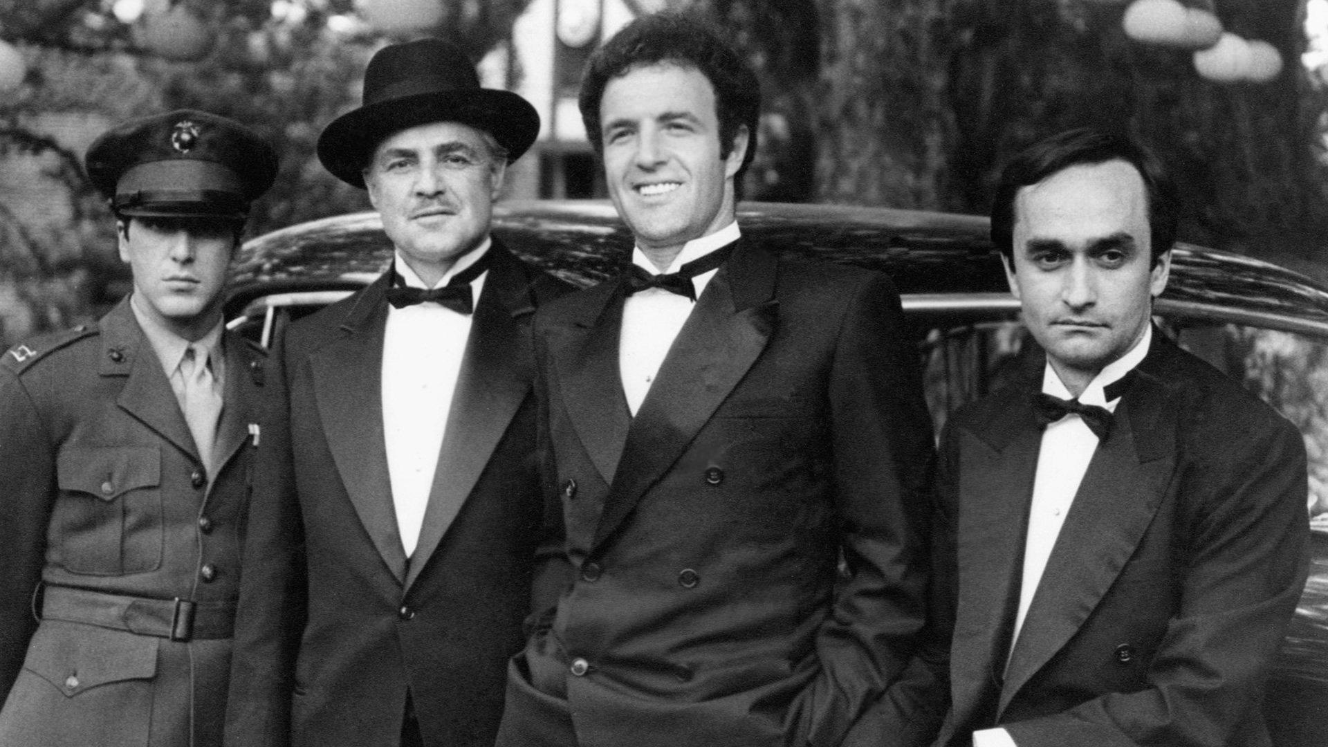 Michael Corleone Vito Corleone - HD Wallpaper