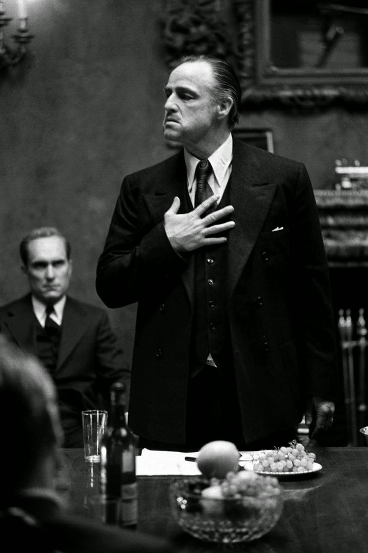 Don Vito Corleone - HD Wallpaper