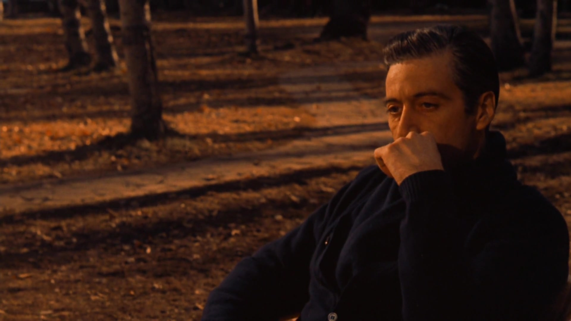 Godfather Part 2 Ending - HD Wallpaper