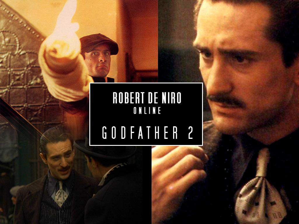 Robert De Niro Movie Wallpapers - Godfather 2 De Niro - HD Wallpaper