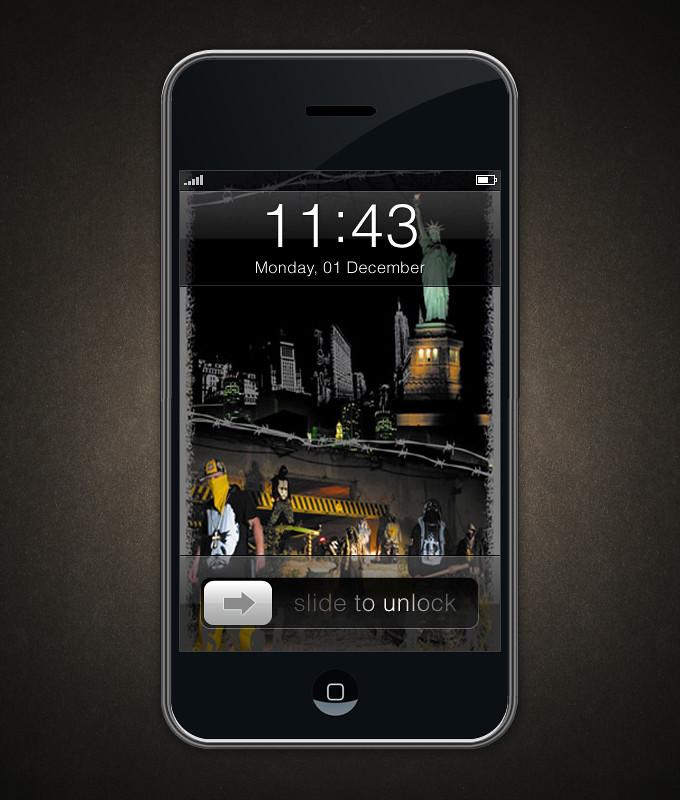 Iphone - HD Wallpaper