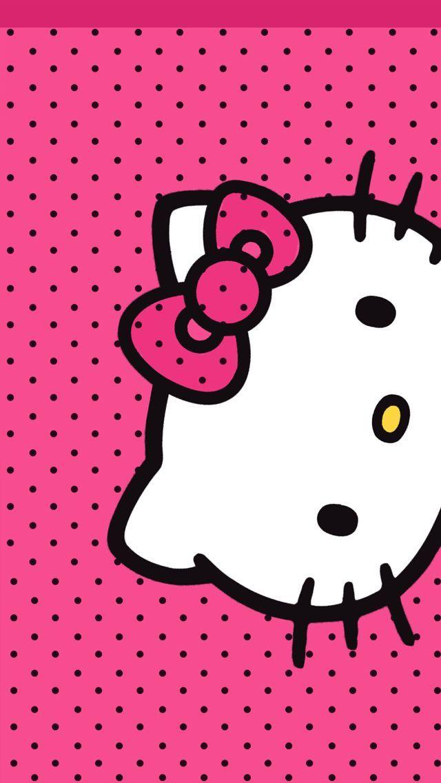 Wallpaper Whatsapp Hello Kitty Hello Kitty Wallpaper Hd For Android 640x1136 Wallpaper Teahub Io