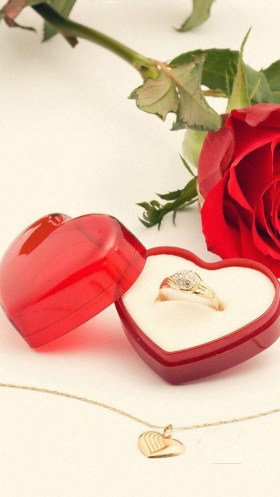Image Iphone S Pic Hwb311556 - Ring Love Good Morning - HD Wallpaper