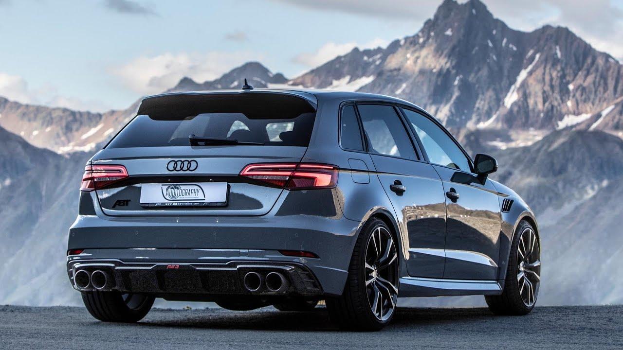 Audi Rs3 Sportline Abt 1280x720 Wallpaper Teahub Io