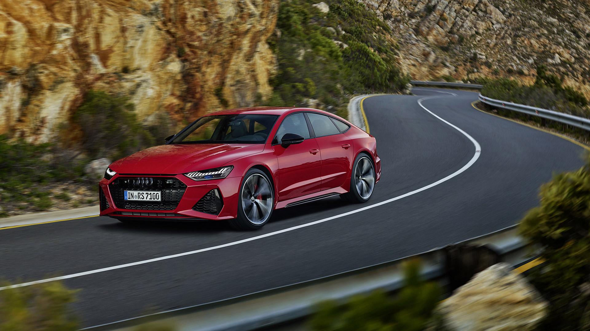 Audi Rs7 Sportback 2020 1920x1080 Wallpaper Teahub Io