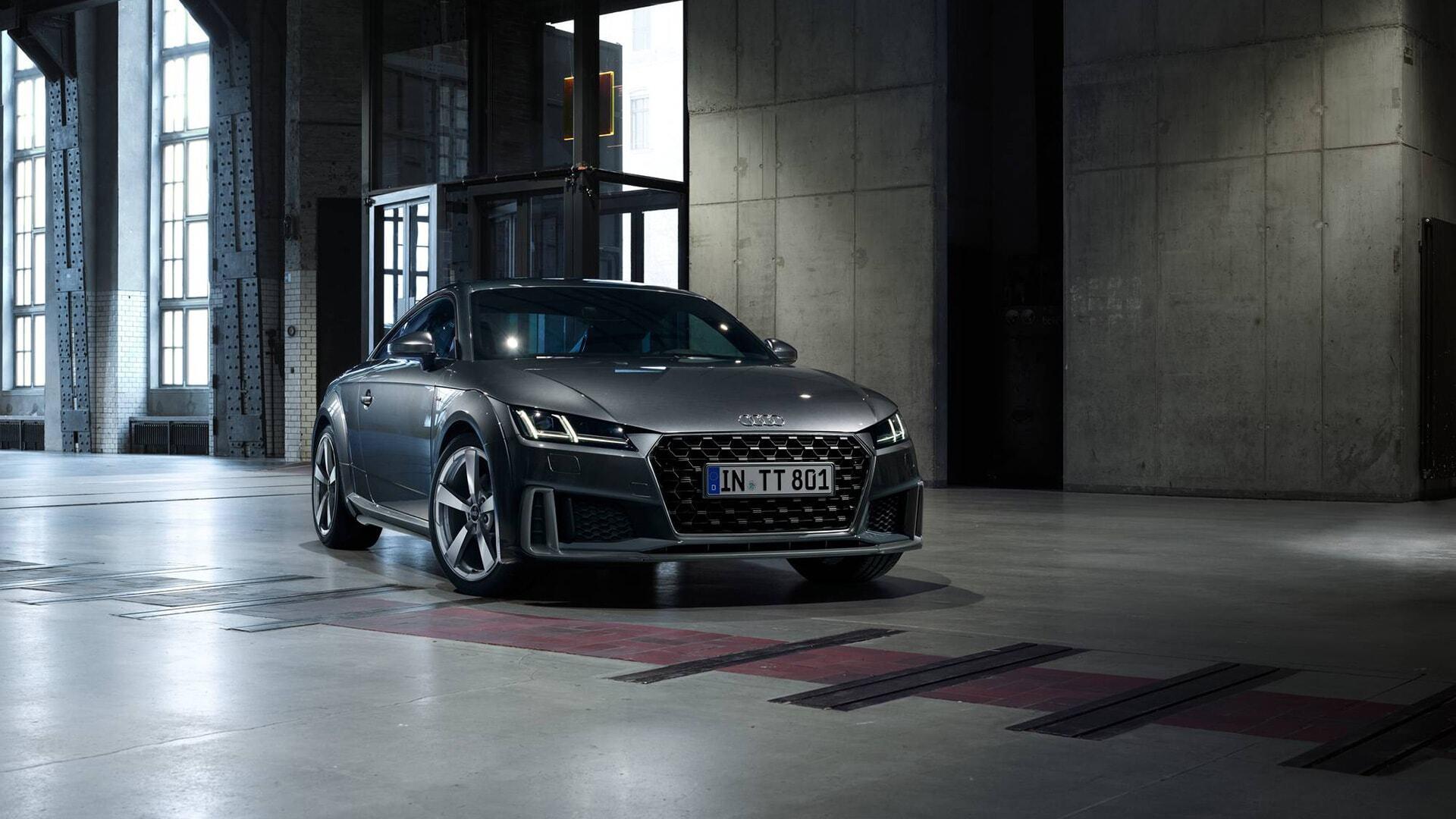 Audi Tt 2020 1366x768 Wallpaper Teahub Io