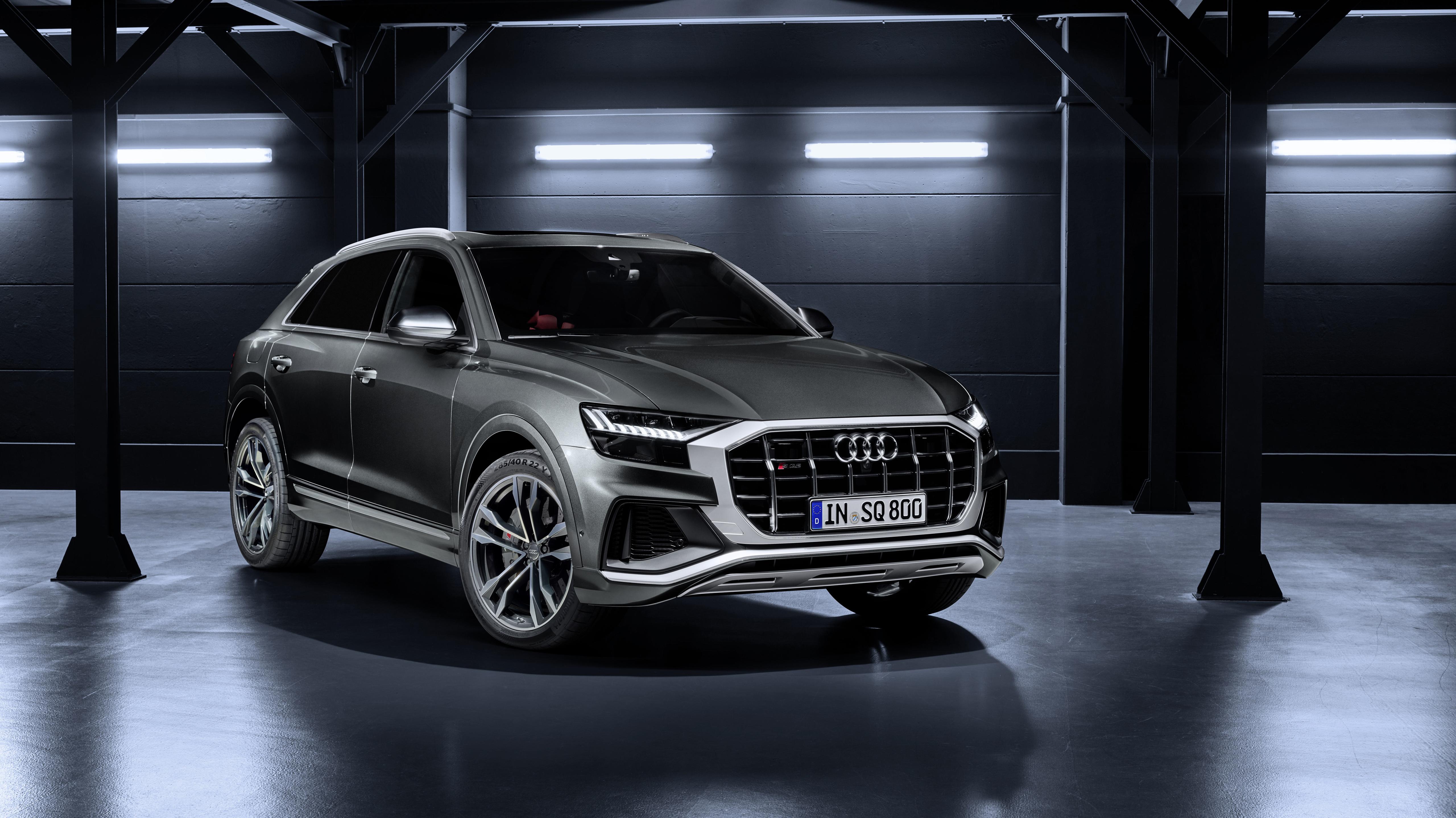 Audi Sq8 Tdi 2019 4k Audi Sq8 5120x2880 Wallpaper Teahub Io