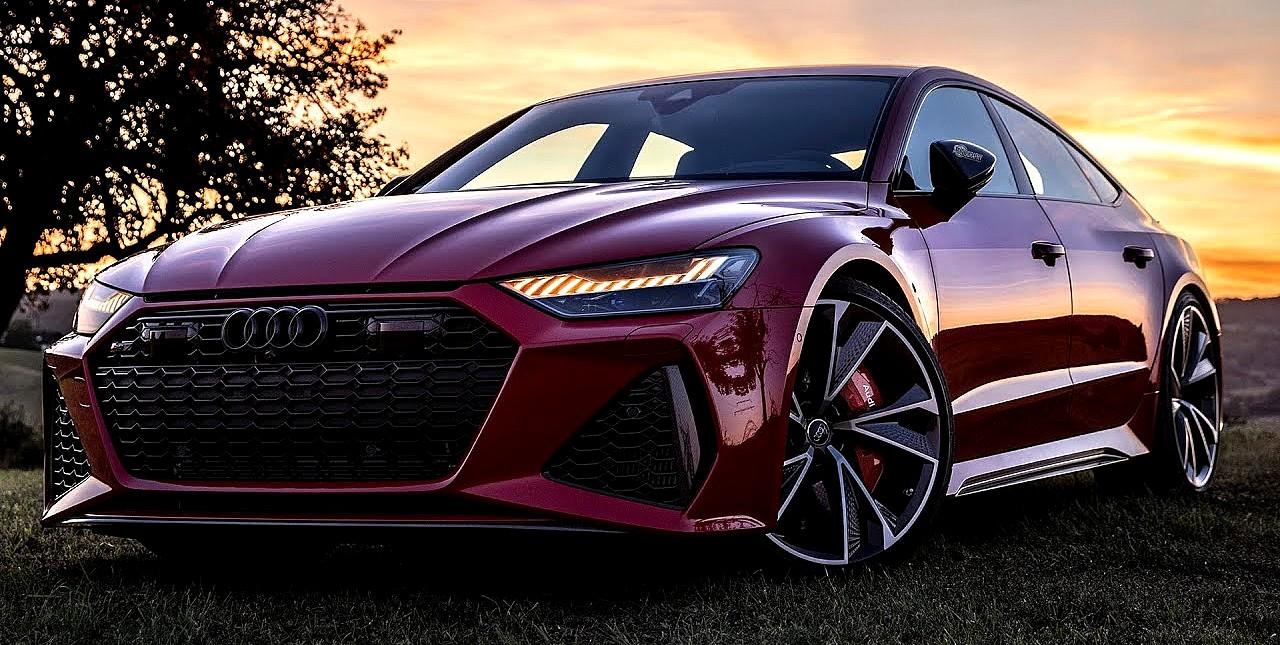 Audi Rs7 2020 Sportback 1280x645 Wallpaper Teahub Io