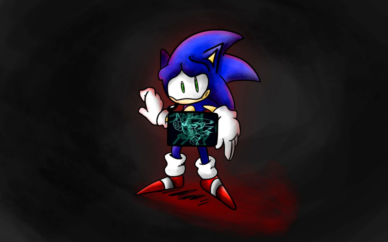 Sonic The Hedgehog Wallpaper And Background Image Id Sonic Desktop Backgrounds 1596x997 Wallpaper Teahub Io