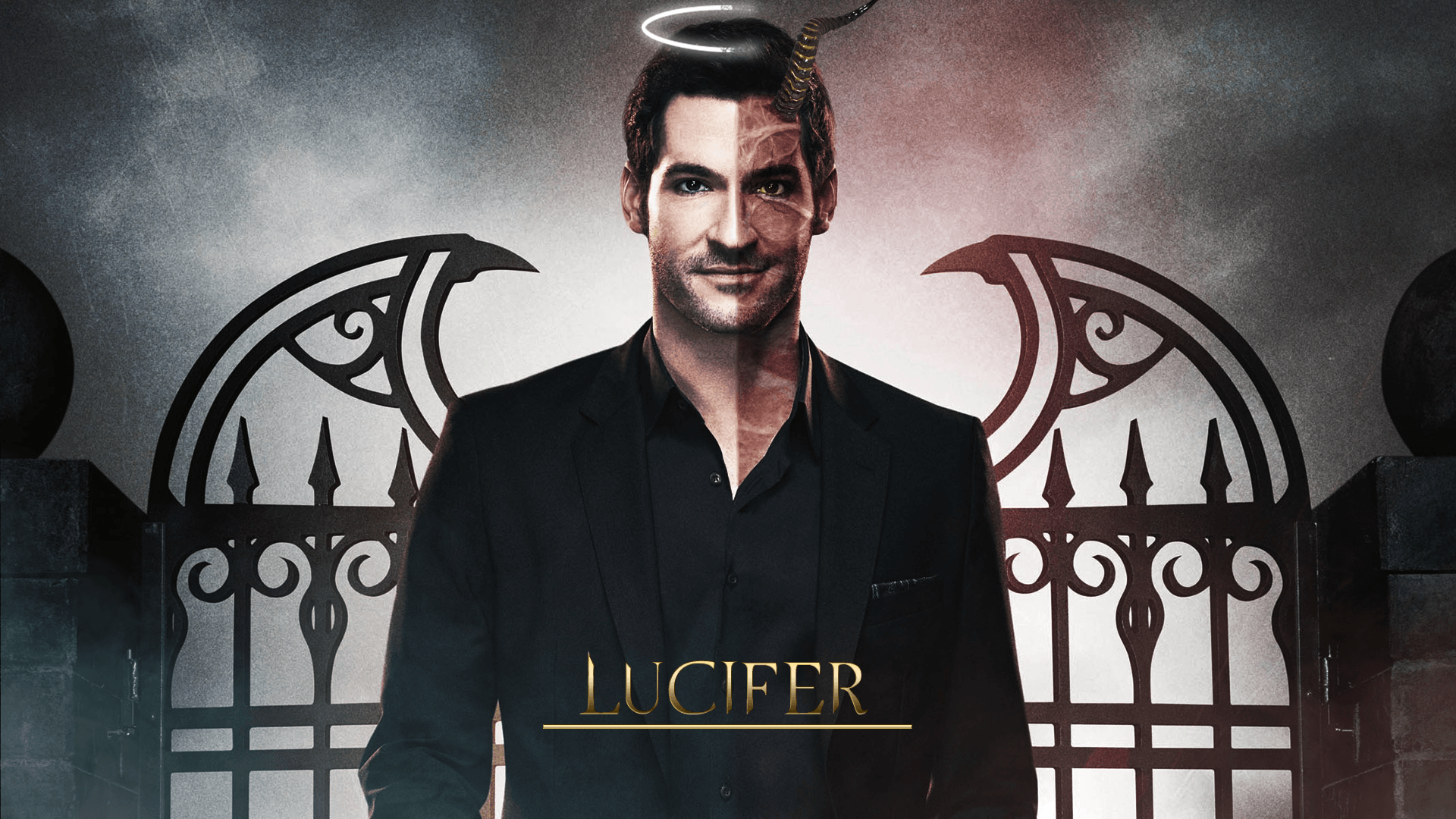 Lucifer Wallpaper Season 5 Of Lucifer Coming 1920x1080 Wallpaper Teahub Io