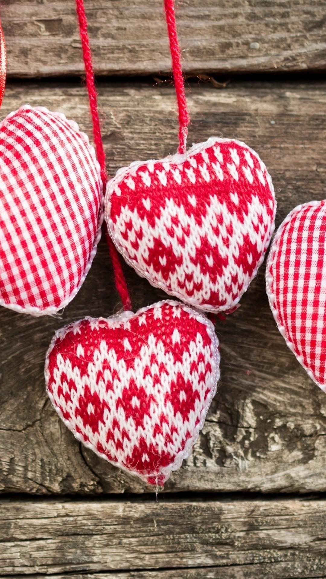 Cute Heart Hd Wallpaper For Mobile - HD Wallpaper