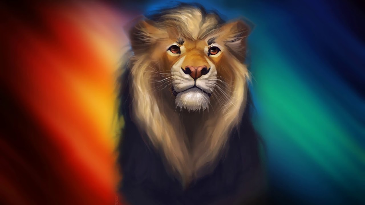 Chromebook Background Cool Lion 1280x720 Wallpaper Teahub Io