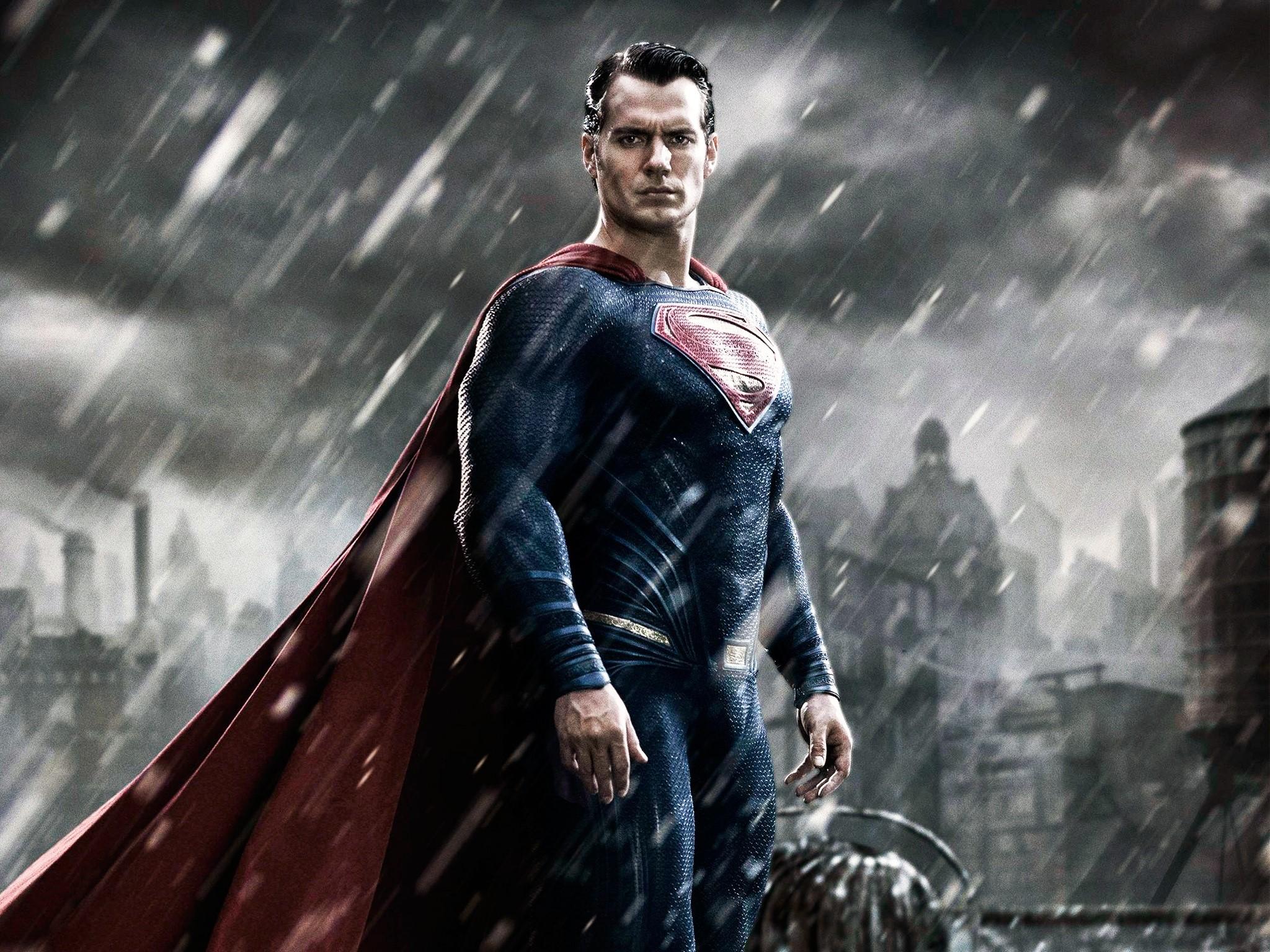Batman V Superman 4k - HD Wallpaper