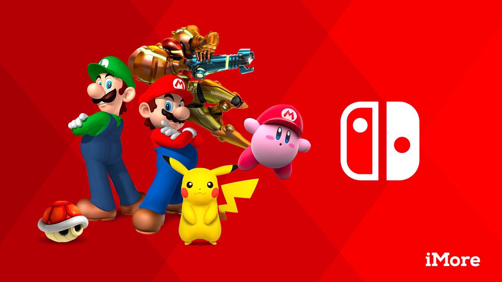 Nintendo Switch Wallpaper - Nintendo Switch Wallpaper Games - HD Wallpaper