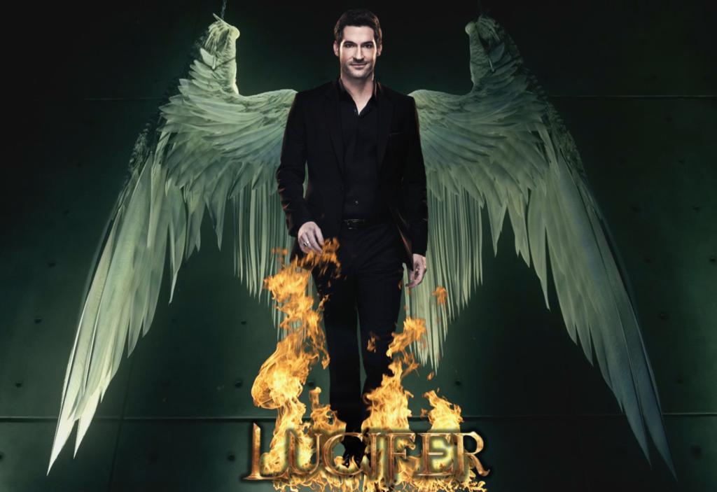 Lucifer morningstar wallpaper