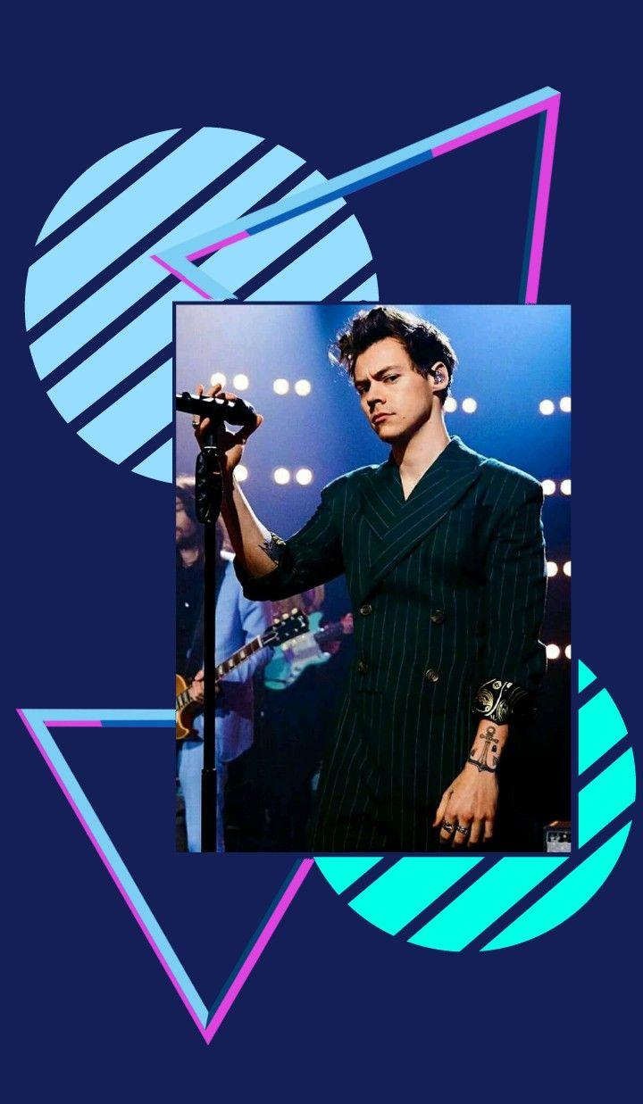 Un Fondo De Harry Styles a Harry Styles Wallpaper - Harry Styles Kiwi Pose - HD Wallpaper