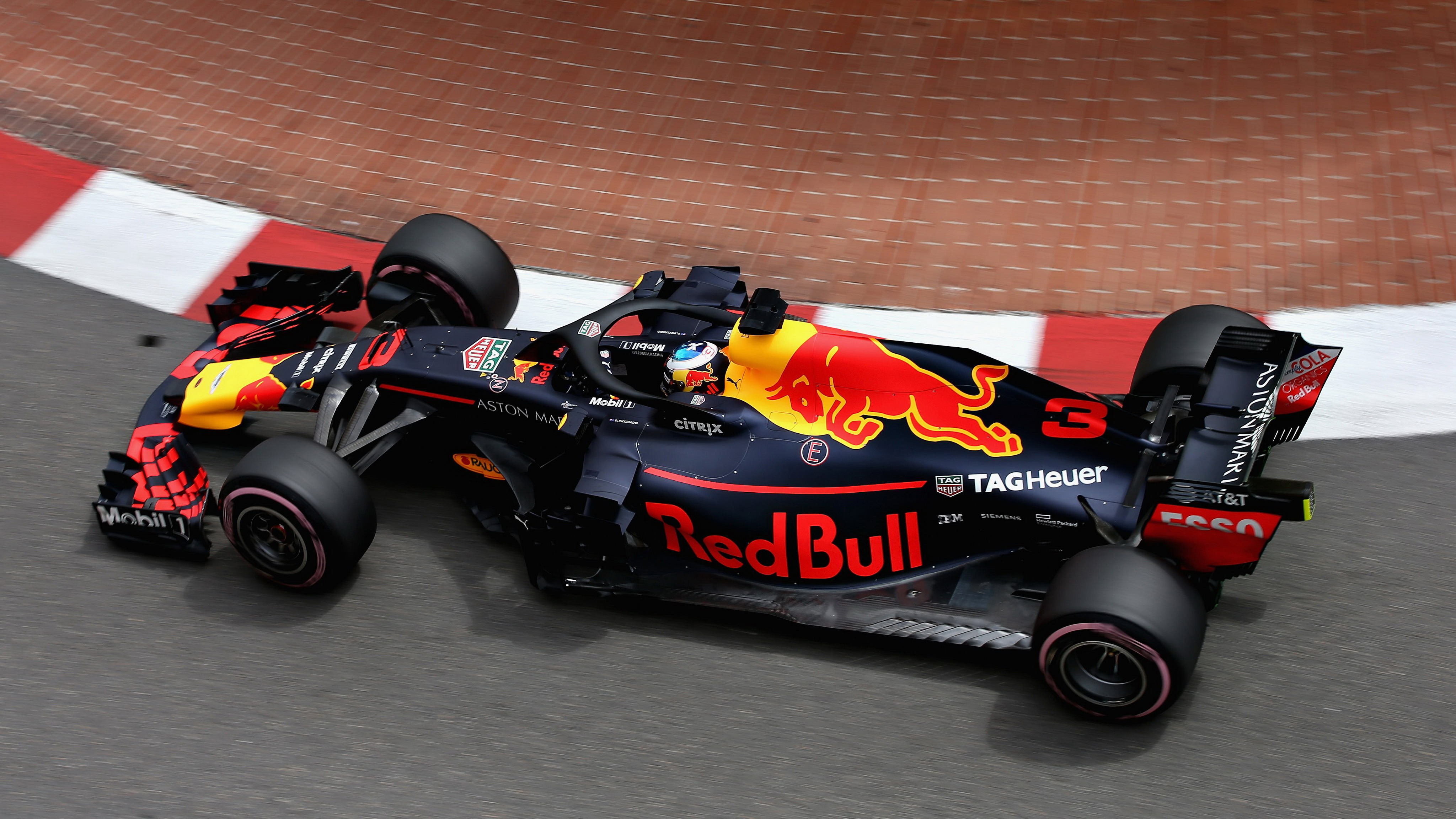 Red Bull Racing Rb14 4096x2304 Wallpaper Teahub Io