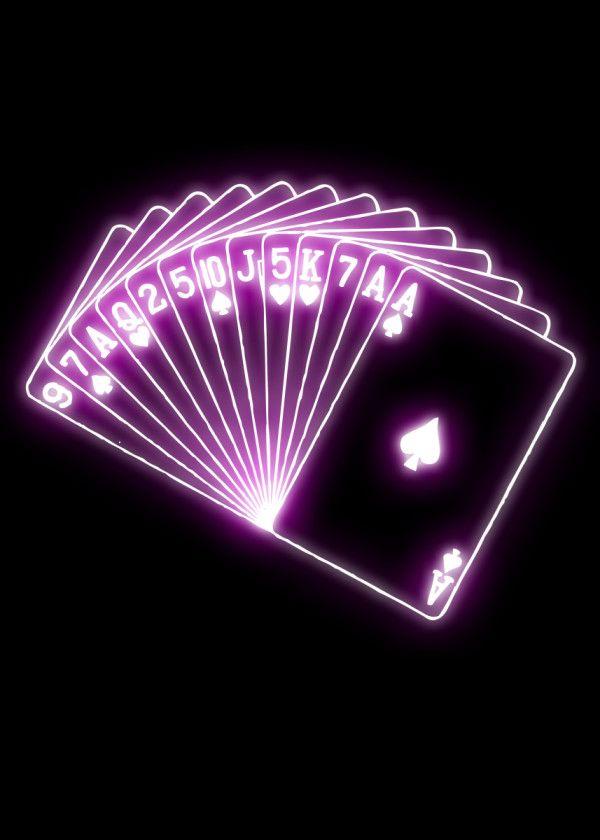 Purple Neon Lights Aesthetic - HD Wallpaper