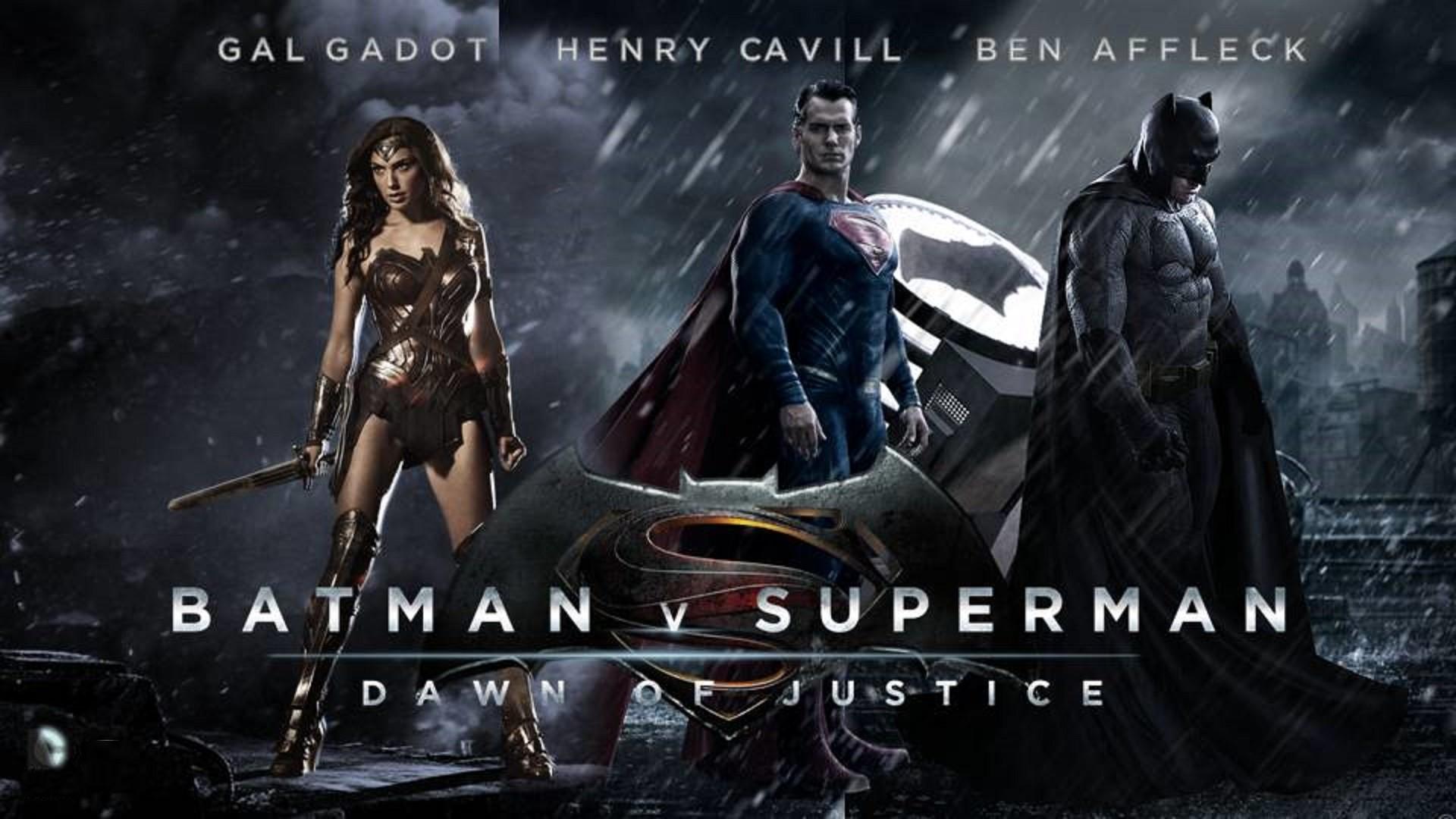Batman Vs Superman - فيلم Batman V Superman Dawn Of Justice 2016 - HD Wallpaper